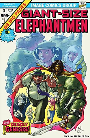 Giant-Size Elephantmen No.1