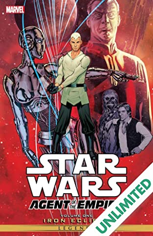 Star Wars - Agent of Empire Vol. 1