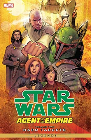 Star Wars - Agent of Empire Vol. 2