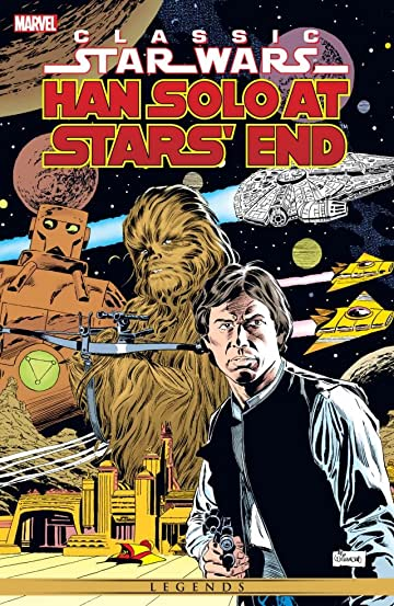 Star Wars - Han Solo: At Stars' End