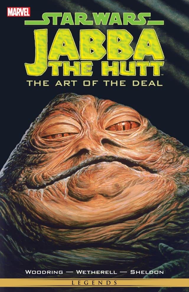 Star Wars - Jabba The Hut: The Art Of The Deal