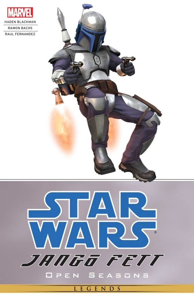 Star Wars - Jango Fett: Open Seasons