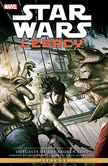 Star Wars: Legacy II Vol. 2