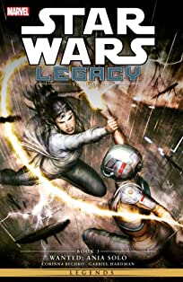 Star Wars: Legacy II Vol. 3