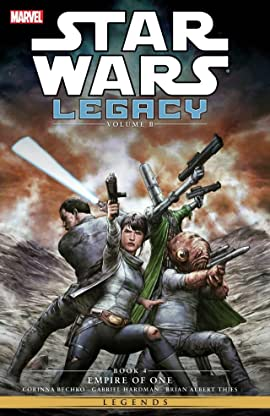 Star Wars: Legacy II Vol. 4