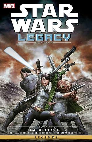 Star Wars: Legacy II Vol. 4