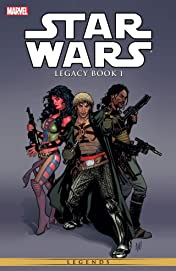 Star Wars: Legacy Tome 1