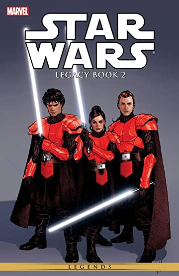 Star Wars: Legacy Tome 2