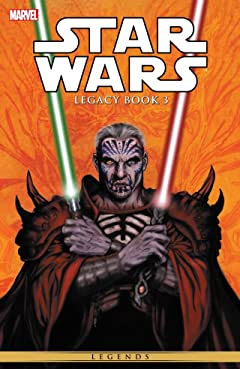 Star Wars: Legacy Vol. 3