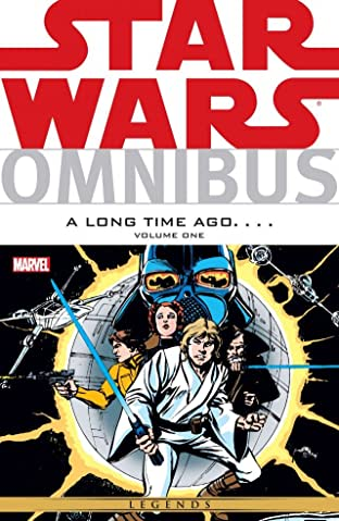 Star Wars Omnibus: A Long Time Ago... Tome 1