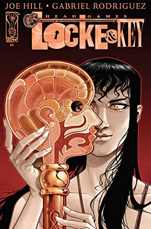 Locke & Key: Head Games No.6