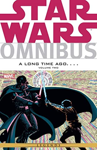 Star Wars Omnibus: A Long Time Ago... Tome 2