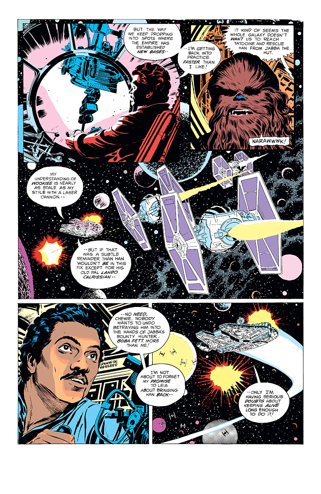 Star Wars Omnibus: A Long Time Ago... Tome 3