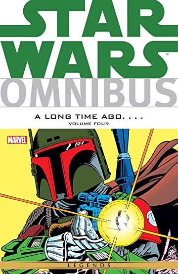 Star Wars Omnibus: A Long Time Ago... Tome 4