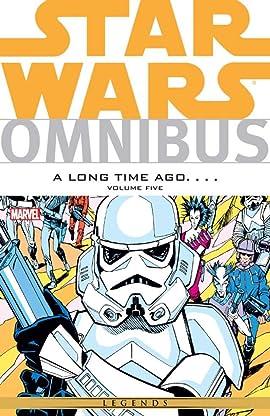 Star Wars Omnibus: A Long Time Ago... Vol. 5