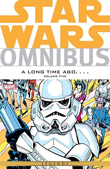Star Wars Omnibus: A Long Time Ago... Tome 5