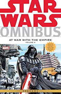 Star Wars Omnibus: At War With The Empire Vol. 2