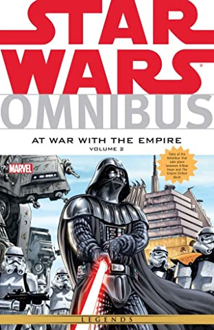 Star Wars Omnibus: At War With The Empire Tome 2