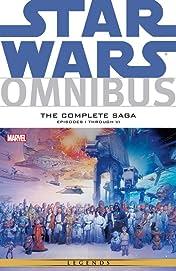 Star Wars Omnibus: Episodes I - VI