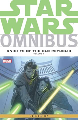 Star Wars Omnibus: Knights of the Old Republic Tome 1