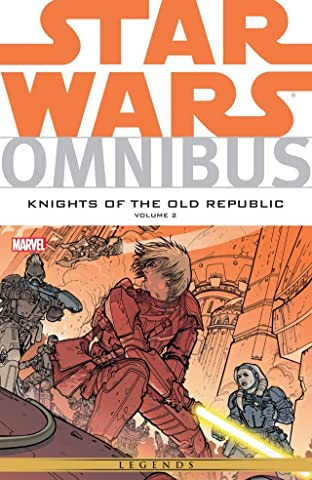 Star Wars Omnibus: Knights of the Old Republic Vol. 2