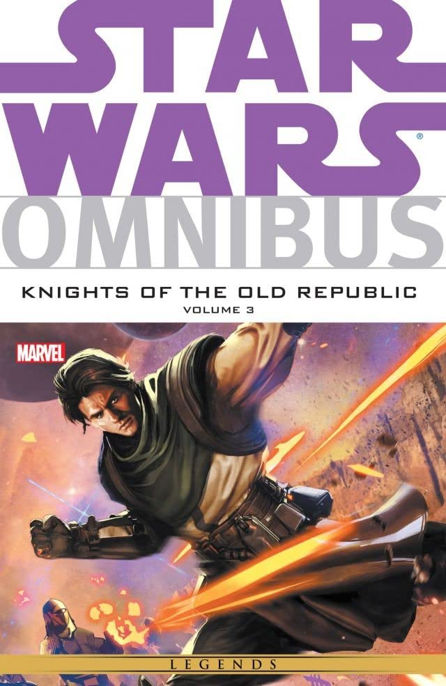 Star Wars Omnibus: Knights of the Old Republic Tome 3