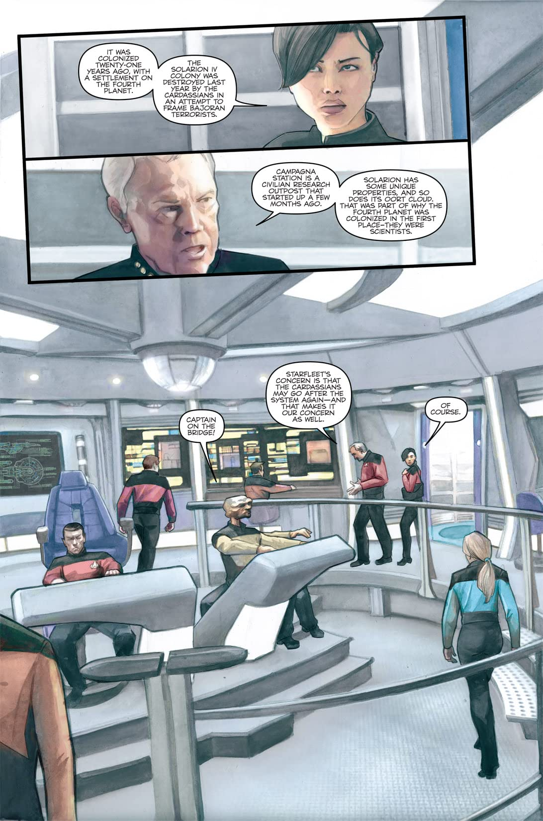 Star Trek: Captain's Log #4: Jellico