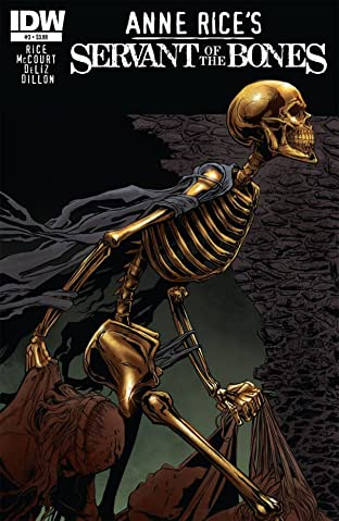 Anne Rice's Servant of the Bones #3 (of 6)