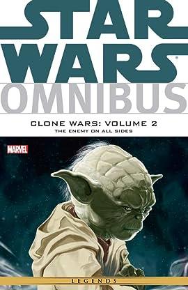 Star Wars Omnibus: Clone Wars Vol. 2: The Enemy On All Sides