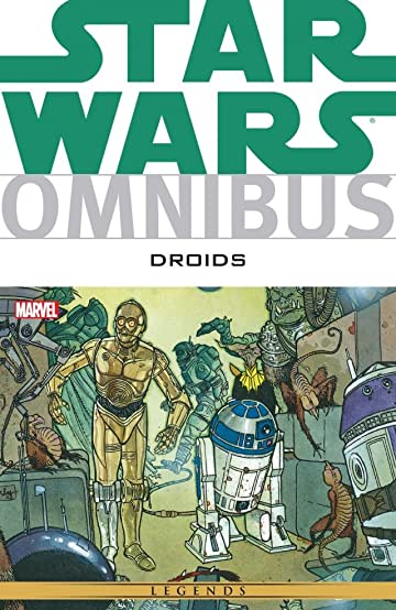 Star Wars Omnibus: Droids