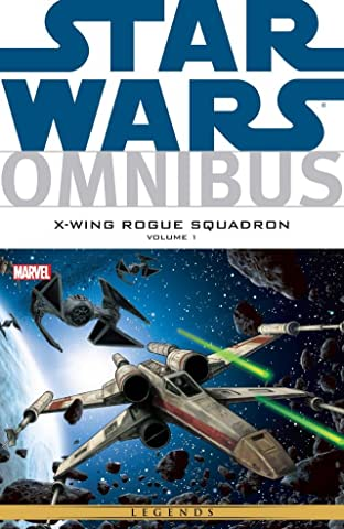 Star Wars Omnibus: X-Wing Rogue Squadron Tome 1