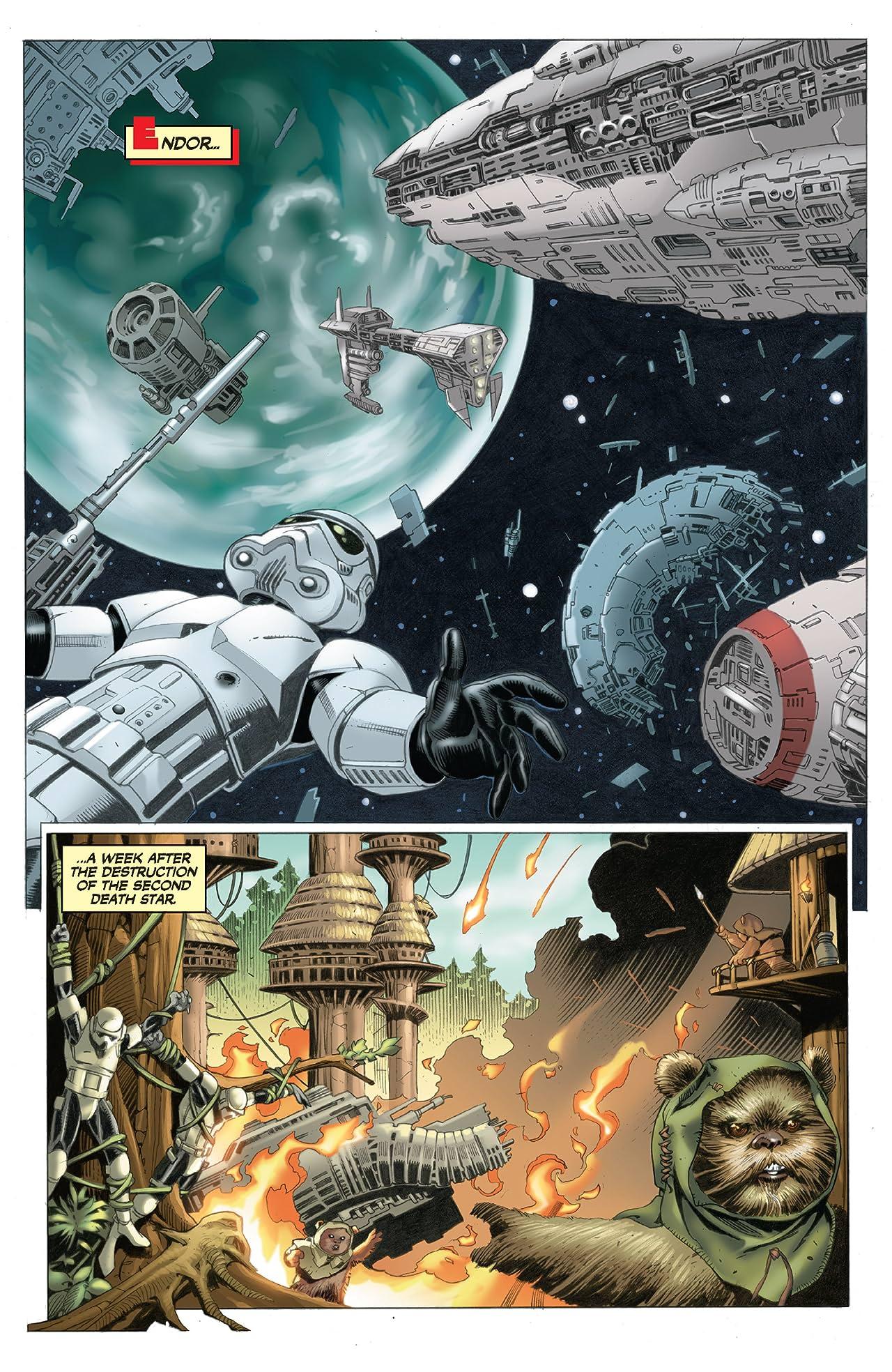 Star Wars Omnibus: X-Wing Rogue Squadron Vol. 1
