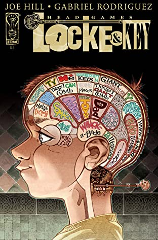 Locke & Key: Head Games No.2