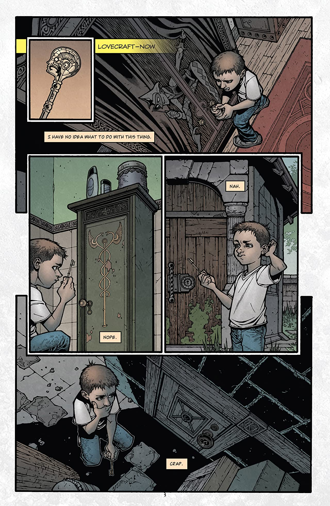 Locke & Key: Head Games #2