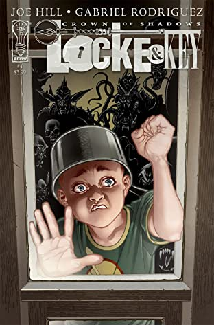 Locke & Key: Crown of Shadows No.4