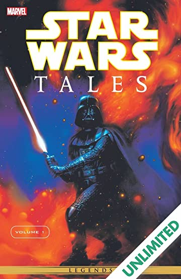 Star Wars Tales Vol. 1