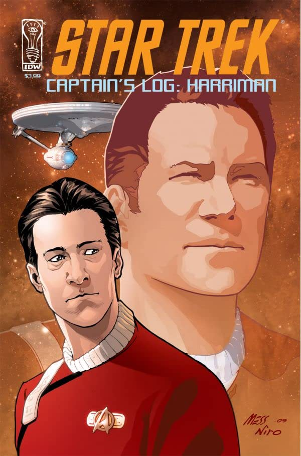 Star Trek: Captain's Log #2: Harriman