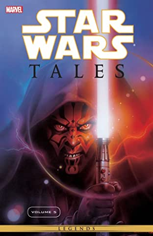 Star Wars Tales Tome 5