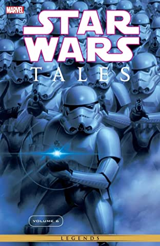 Star Wars Tales Tome 6