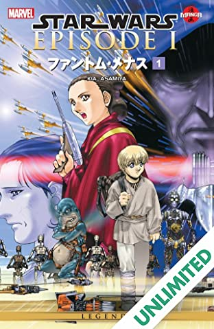 Star Wars - The Phantom Menace Vol. 1
