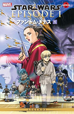 Star Wars - The Phantom Menace Tome 1