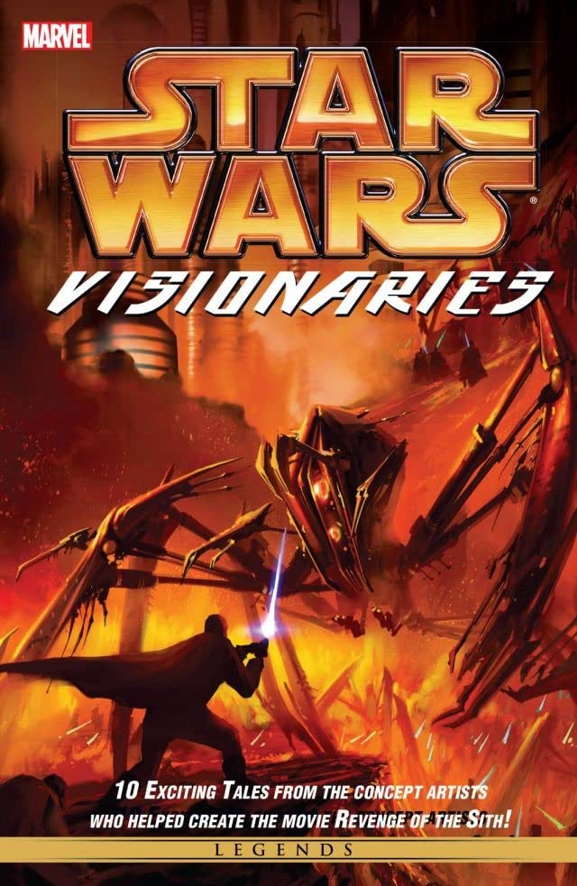 Star Wars - Visionaries