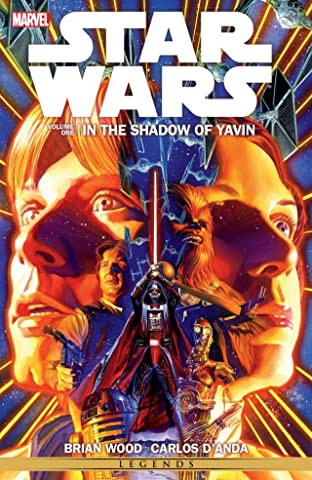 Star Wars (2013-2014) Tome 1: In The Shadow Of Yavin