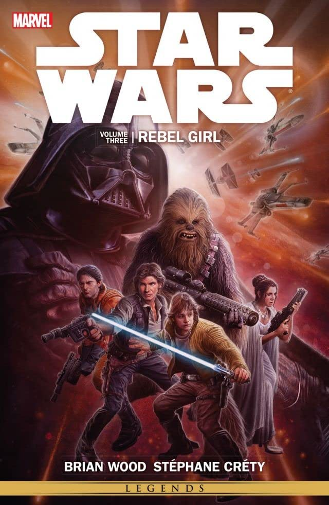 Star Wars (2013-2014) Vol. 3: Rebel Girl