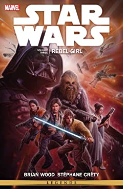 Star Wars (2013-2014) Vol. 3: Rebel Girl