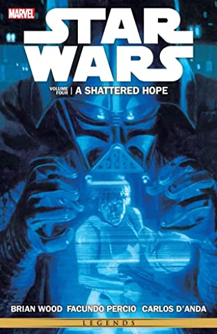 Star Wars (2013-2014) Tome 4: Shattered Hope