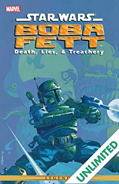 Star Wars - Boba Fett: Death, Lies, and Treachery