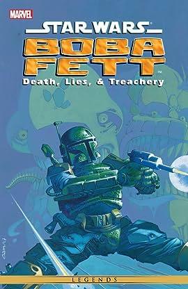 Star Wars - Boba Fett: Death, Lies, and Treachery