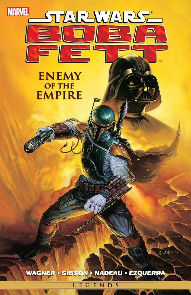 Star Wars - Boba Fett: Enemy of the Empire