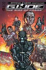G.I. Joe: The Rise of Cobra #1: Official Movie Adaptation